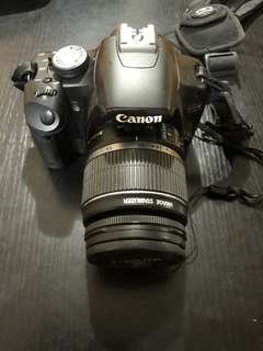 Beloved CANON EOS 500D needs a new owner