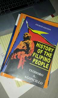 History of the Filipino People (Agoncillo)