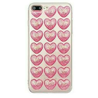 心心iPhone case