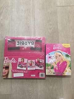 Unique Barbie gift set