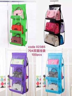 6pocket Hanging Bag Organizer