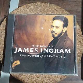 James Ingram CD