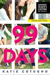 99 Days by Katie Catugno
