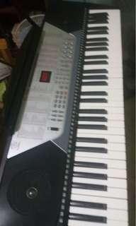 Gl-999 61 key electronic keyboard