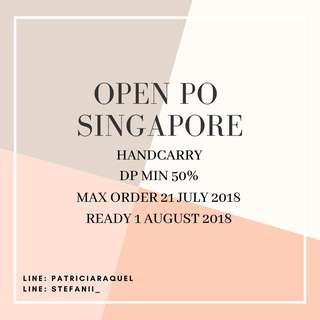 PO Singapore