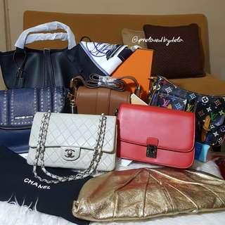 Preloved Bag Collection