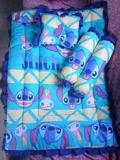 Stitch Baby Comforter