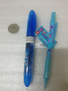 Smiggle 2pc set blue rm13 New