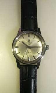 瑞士Hebe60年代手動古董錶32mm