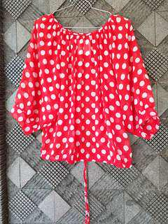 Blouse balon