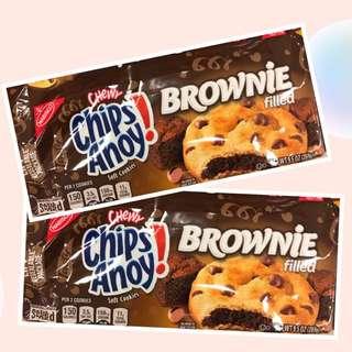 美國chipsahoy Brownie
