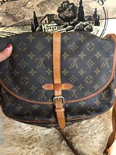 100% authentic lv crossbody