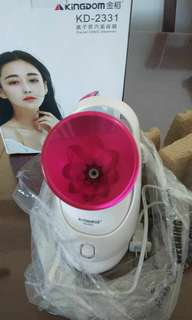 facial IONIC steamer 家用离子蒸汽美容