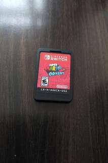 🚚 Super Mario Odyssey Nintendo Switch