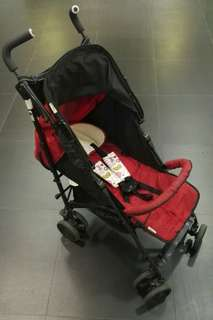 Hauck Lima Stroller with FREEGIFT