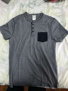 Light black abercrombie shirt