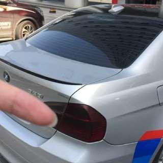 BMW E9O,E92 320i 323i 325i  M款尾翼