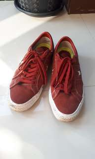 Converse cons red