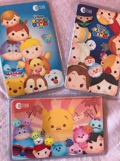 Tsum tsum ezlink cards