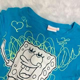 Spongebob Squarepants Shirt - Women's (L)