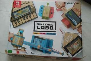 Labo variety kit for Nintendo Switch