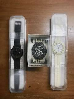 Swatch Chronograph Watches