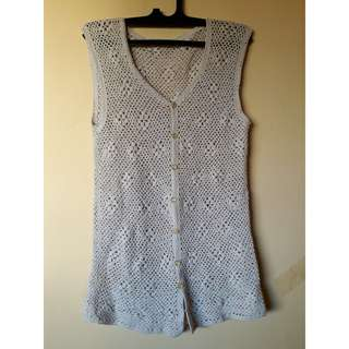 Rajut dress outer / s-l