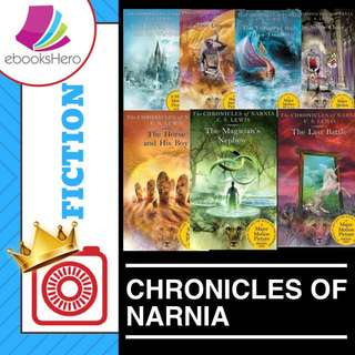 Chronicles of Narnia Complete (7 books)