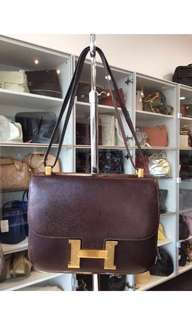 Authentic Hermes Constance Vintage