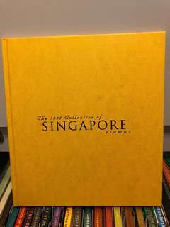 1997 Collection of Singapore stamps 新加坡郵票冊