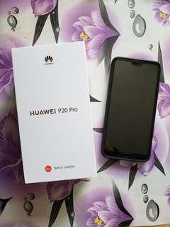 (99.9%新,極少用) 華為 Huawei P20 Pro 128GB (極光色)
