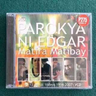 PAROKYA NI EDGAR VCD