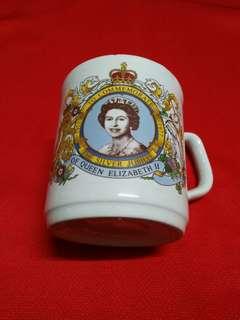 Mug Queen Elizabeth II A