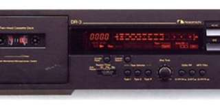 Audiophile Cassette Deck Player