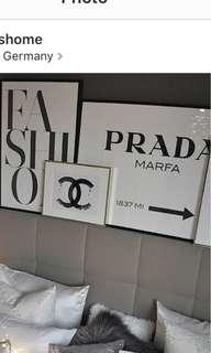 Prada MARFA Art - small defect