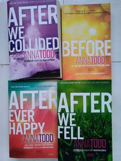 Novels of the AFTER series
