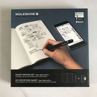 Moleskine Smart Writing Set (Brand Nee)