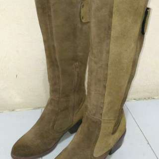 Tulysca Long Boots