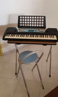 Passion about music...Electronic Keyboard for Sale
