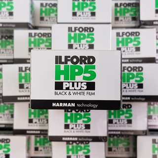 35mm Ilford Hp5 Plus 400 Super Fresh Black & White Film ( Iso 400 ) ! Super Fresh ! Exp Feb 2022 !