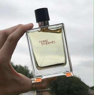 Terre D'Hermes Perfume