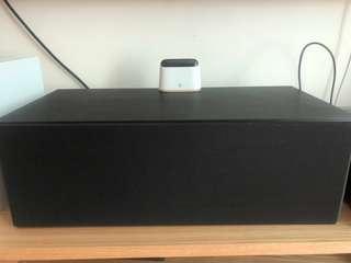 KEF 650C centre speaker