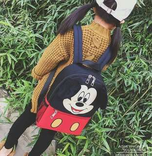 Mickey and Minnie Mouse Pair Bag