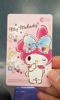 🚚 Deactivated my melody ezlink card