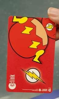 Flash ezlink card