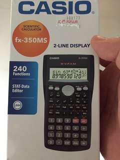 🚚 Casio Calculator