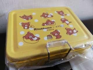 鬆弛熊儲物盒