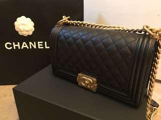Boy Chanel 25cm brand new