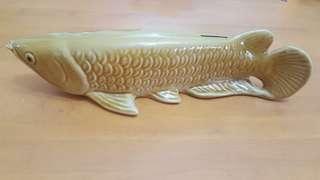 Arowana Fish piggy bank