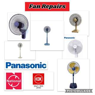 Panasonic Fan Repairs